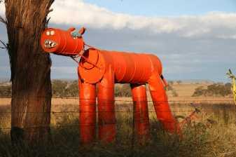 Cowsculpture