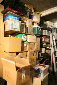 Storage begins