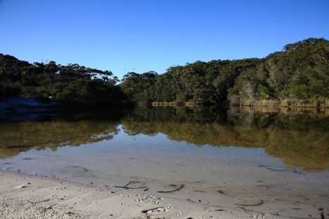 Green Patch, Jervis Bay