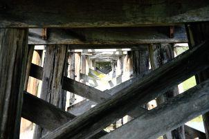Timber Rail Bridge, Orbost