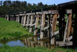 Timber Rail Bridge, Orbost