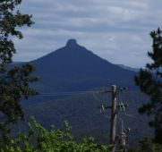 Pigeonhouse mountain