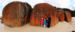 Squeaky Beach Rocks