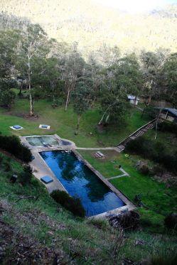 Yarrangobilly Thermal Pool