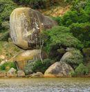 Whale Rock, Tidal River