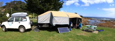 Boat Harbour Camp