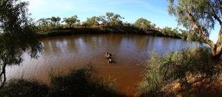 Algebuckina waterhole