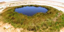 Blanche Cap, Mound Springs