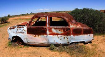 Car at Farina