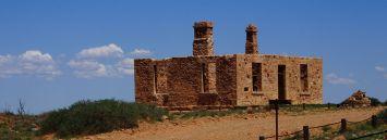 Ruins at Farina