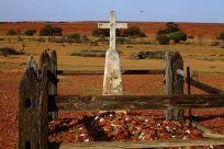 Grave at Dutton