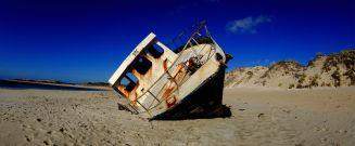 Pondalowie Wreck