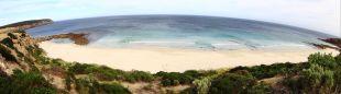 Stokes Bay beach