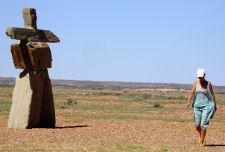 Stone Man memorial