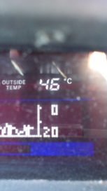 Hot day on the Nullarbor