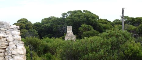 The Original Telegraph Station at the Eyre Bird Observatory