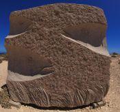 Cliff Drive Sculpture