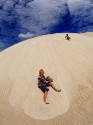 Seven Mile Beach Sand Dunes