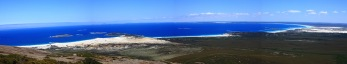 Mt Arid western panorama