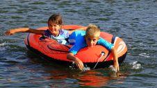 Fun at Thomas River