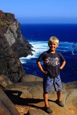 West Cape Howe cliffs