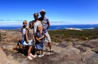 Mt Arid peak