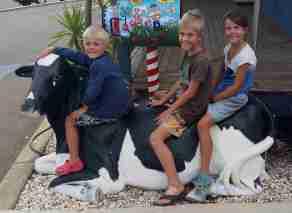 Kids in Cowaramup
