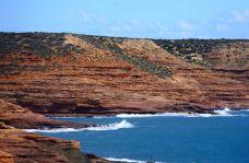 Kalbarri coastline
