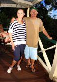 Mike and Rhonda