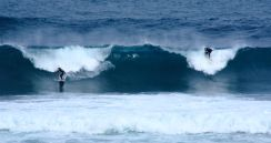 Main Break action