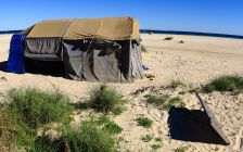South LeFroy campsite