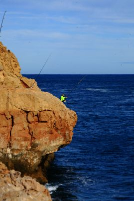 Fishing at the Oven/Faultline