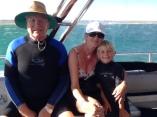 Whale shark trip