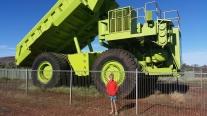 Pilbara Mining Truck