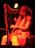 Harpist for Kerrianne Cox