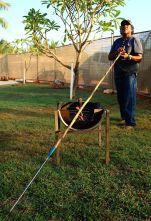 Spear making