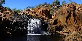 Edith Falls top pool