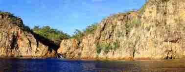 Edith Falls bottom pool