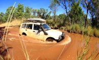 El Questro gorge crossing