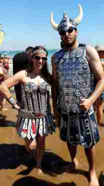 Beer Regatta costumes