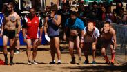 Budgie smuggler race