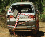 Beware the dirt road