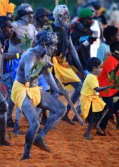 Ceremonial dance