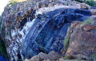 Gunlom Falls cliff edge view