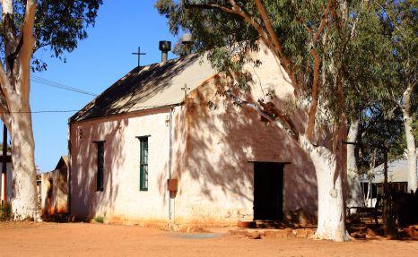 Hermannsberg Church