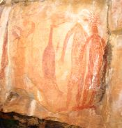 Jawoyn Rock art