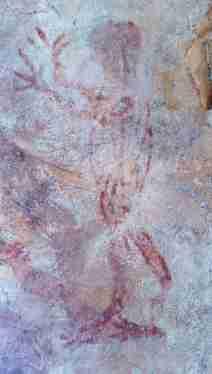 Katherine Gorge rock art
