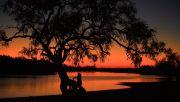 Longreach sunset