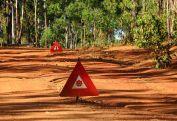 Road hazards