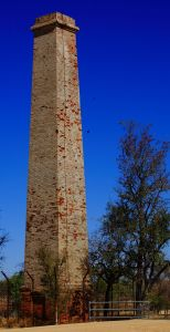 Cumberland chimney